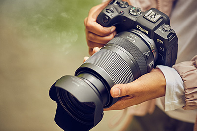 Canon RF 24-240MM F4-6.3 IS USM: Control Ring for Direct Setting Changes: Image Courtesy of Canon
