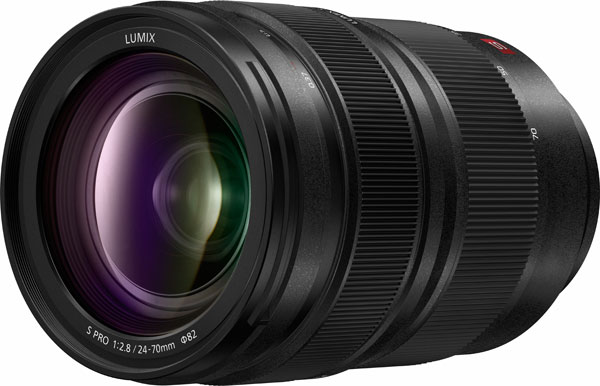 Panasonic LUMIX S PRO 24-70mm F2.8 (S-E2470)