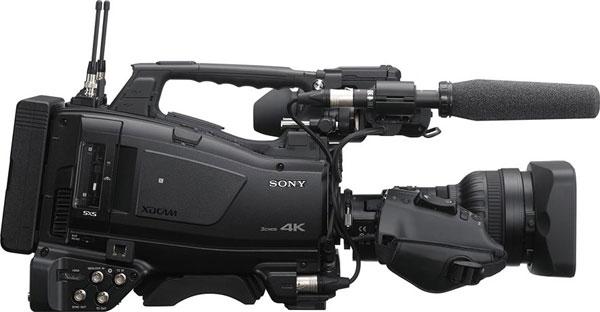 Sony PXW-Z750 XDCAM