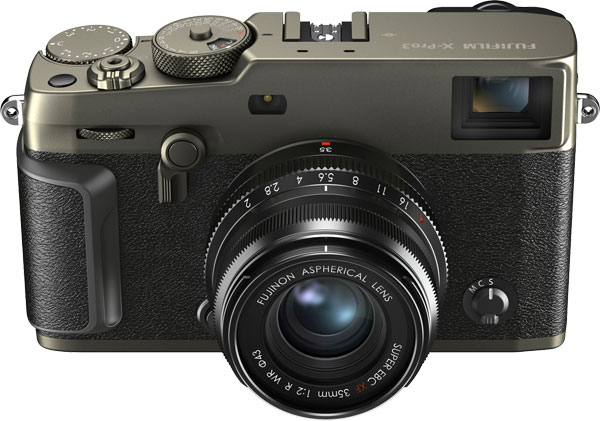 Fujifilm X-Pro3 (DR Black)