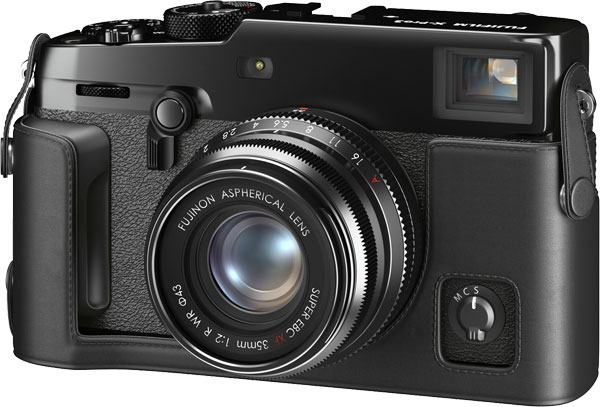 Fujifilm X-Pro3 (Classic Black) with optional Case