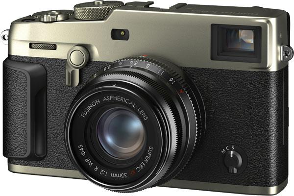 Fujifilm X-Pro3 (DR Silver)
