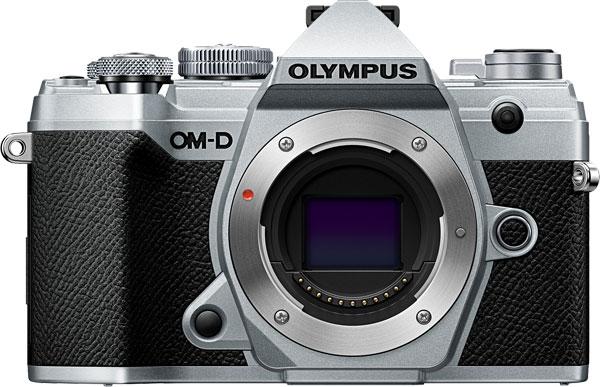 Olympus OM-D E-M5 Mark III, silver