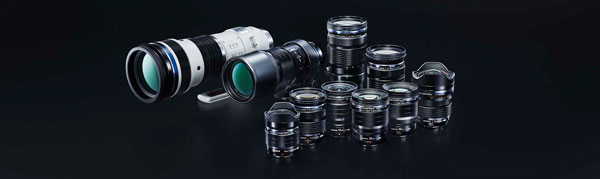 The newest products in development from Olympus