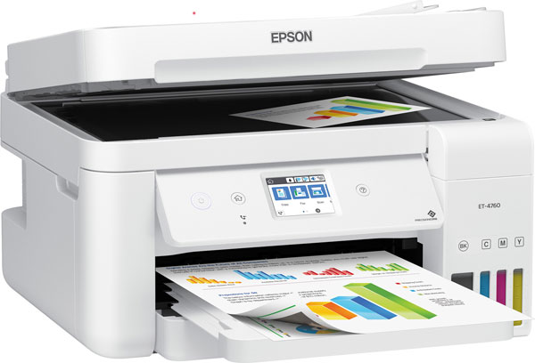 Epson EcoTank® ET-4760