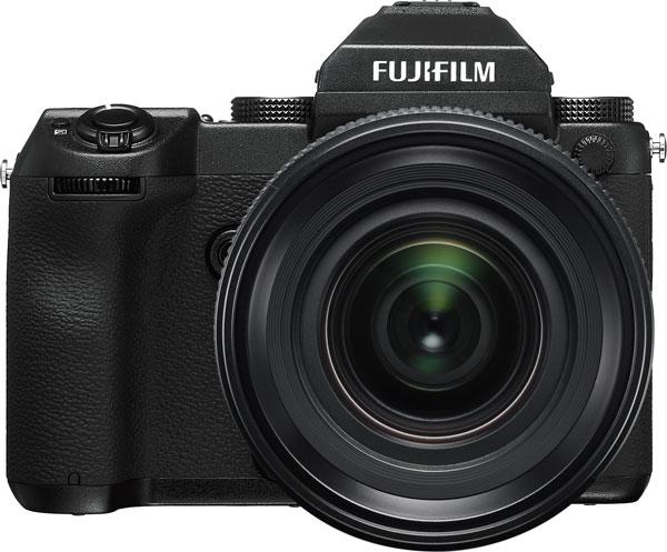 Fujifilm FUJINON GF45-100MMF4 R LM OIS WR with the FUJIFILM GFX 50S