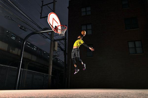 Nikon D780: Improved high speed shooting: Image Courtesy of Nikon
