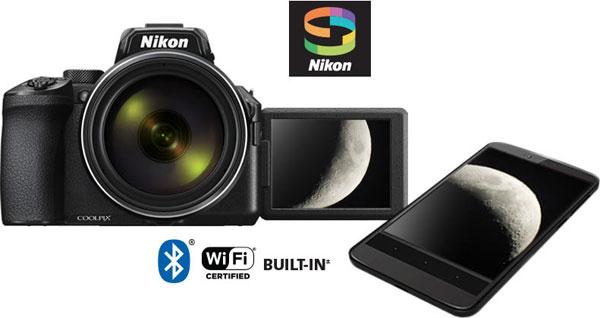 Nikon COOLPIX P950: Image Courtesy of Nikon