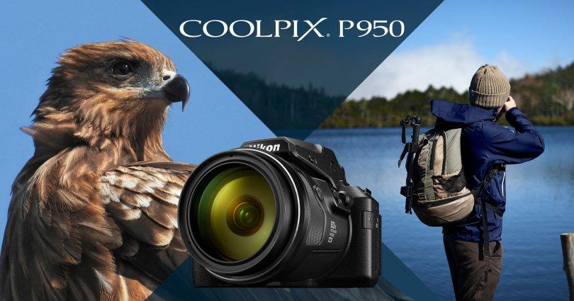 Nikon COOLPIX P950: Images Courtesy of Nikon