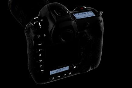 Nikon D6: Image Courtesy of Nikon: Illuminated Controls