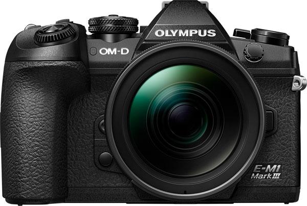 Olympus OM-D E-M1 Mark III + Olympus M.Zuiko Digital ED 12-40mm F2.8 PRO Lens