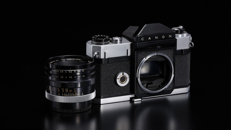Canonflex 35mm SLR with R mount