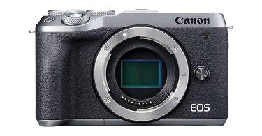 Canon EOS M6 Mark II (Silver)
