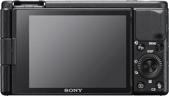 Sony ZV-1 Back View