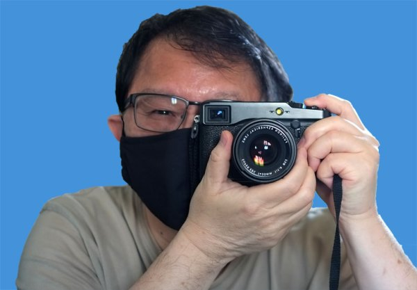 I Am a Photographer and I #WearAMask