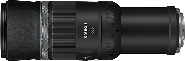 Canon RF600mm F11 IS STM