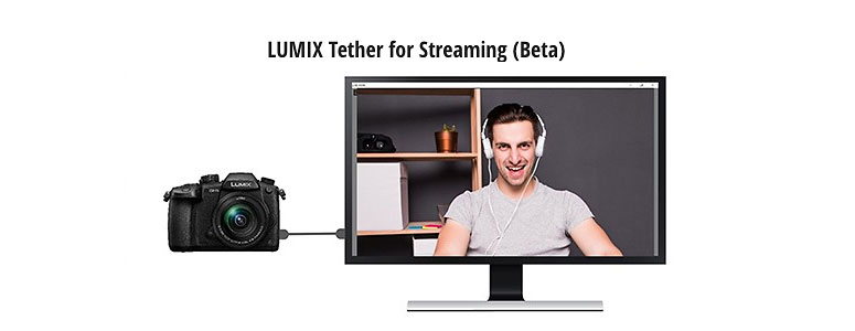 LUMIX Streaming (Beta) for Mac