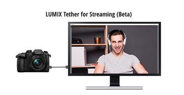 LUMIX Streaming (Beta) for Mac