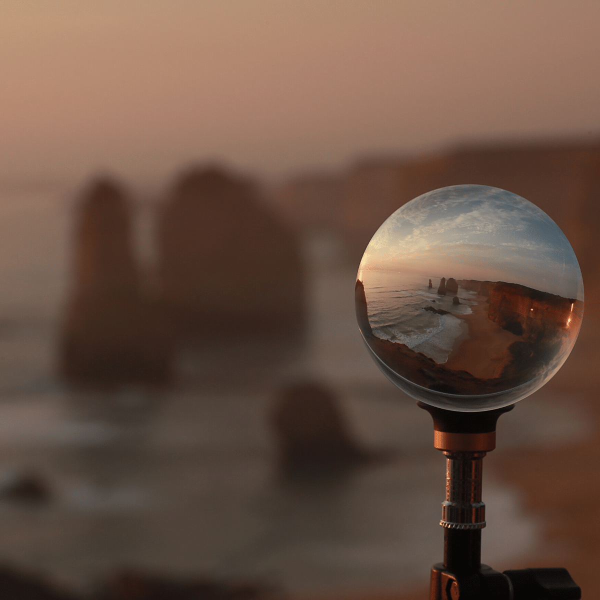 How To Post Edit Lensball Photography Photoxels
