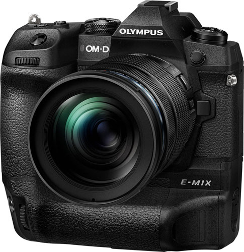 Olympus OM-D E-M1X with 12-100mmF4