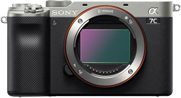Sony A7c (E mount)
