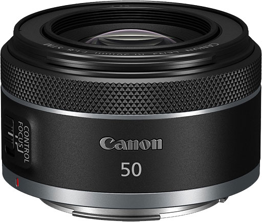 Canon RF50mm F1.8 STM