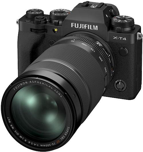 Fujifilm X-T4 with XF70-300mmF4-5.6 R LM OIS WR