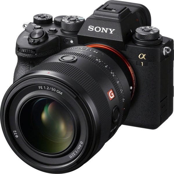 Sony Alpha 1 with FE 50mm F1.2 G Master