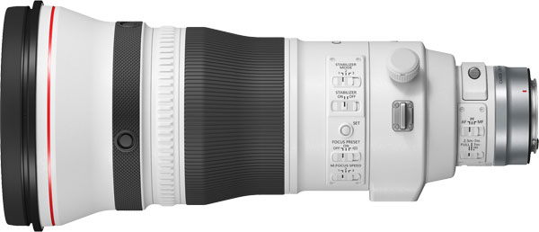 Canon RF400mm F2.8L IS USM