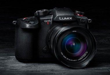 Panasonic LUMIX GH5 Mark II