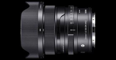 SIGMA 24mm F2 DG DN | Contemporary