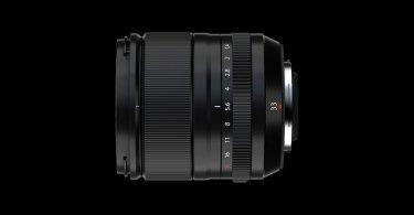 FUJINON XF33mmF1.4 R LM WR (XF33mmF1.4)