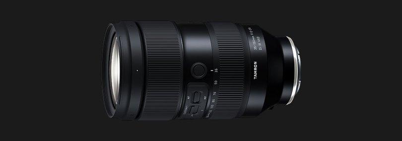 Tamron 35-150mm F/2-2.8 Di III VXD (Model A058) For Sony E-Mount