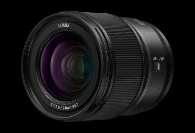 LUMIX S 24mm F1.8