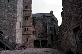 Travels in Scotland  Castles and Towers  Castle Campbell