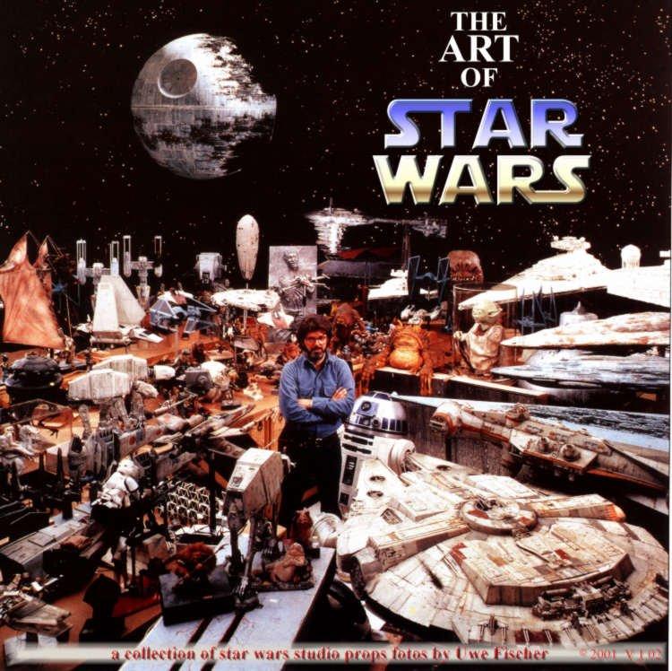 star wars studio modelle