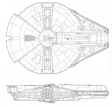 Fully Armored YT-1300