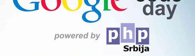 Idemo na Google Code Day !