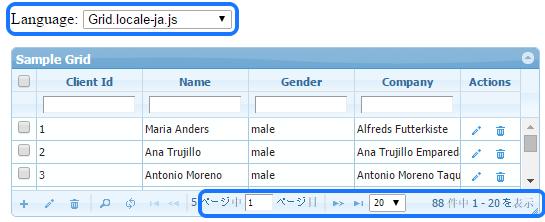 Localization Japanese
