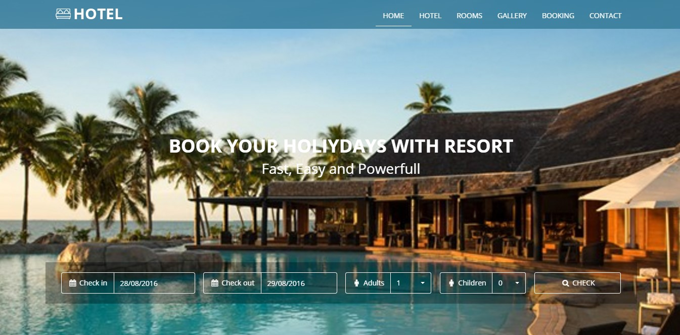 Online Hotel Booking Script Online Hotel Reservation