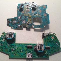 Xbox 360 Controller Circuit Board Diagram Nervous System Fill In The Blank Crossbone One Padhack With Minimal Effort