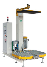 pallet stretch wrapping machines