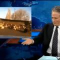 Американцы о Русских. (The Daily Show про метеорит и крейзи рашанс.)