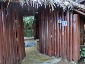 コーラル島 バナナビーチ 清潔感のあるトイレ