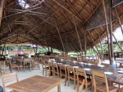 コーラル島 バナナビーチ レストラン