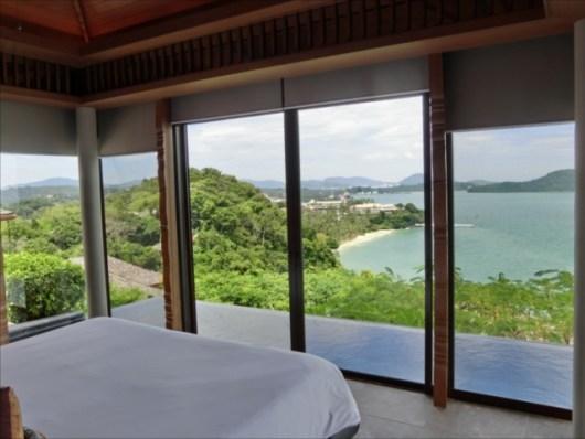 1ベッドルームプールヴィラ (オーシャンビュー)のお部屋 / スリパンワ ( Sri Panwa )