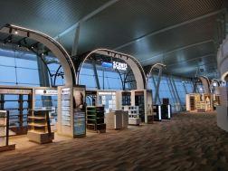 3階・出発階 /免税店 / プーケット国際空港・新ターミナル