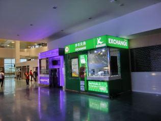 プーケット1階・到着階 / ロビー / プーケット国際空港・新ターミナル空港・新ターミナル