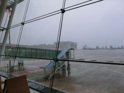 3階・出発階 /2階の発着待合室 /プーケット国際空港・新ターミナル