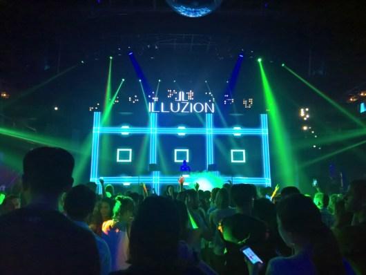イリュージョン プーケット ( Illuzion Phuket ) / パトンビーチのクラブ